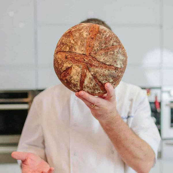 Chef Colin Bussey - Bhaile Craft Bakery Bread